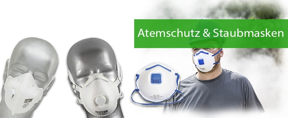 Breathing-protection & dust masks