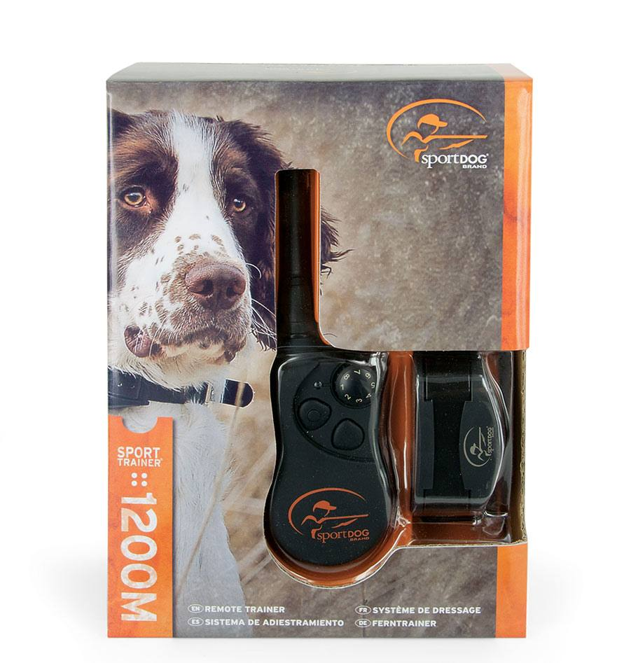 Sportdog - Remote Trainer en positionering systemen met GPS