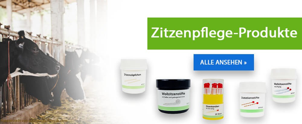 Zitzenpflege-Produkte