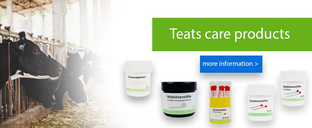 Teats care products