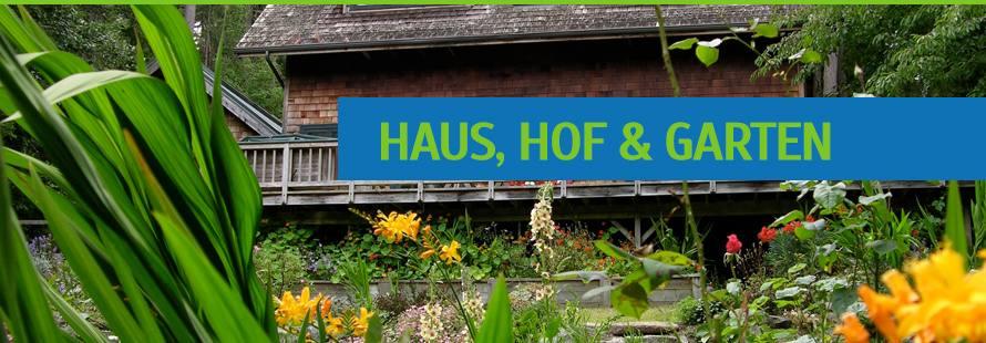 Haus, Hof und Garten