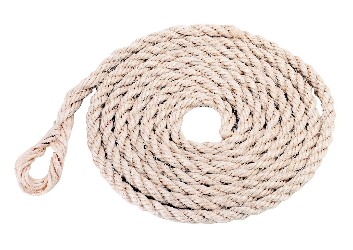 Sisal Rope M With Small Loop