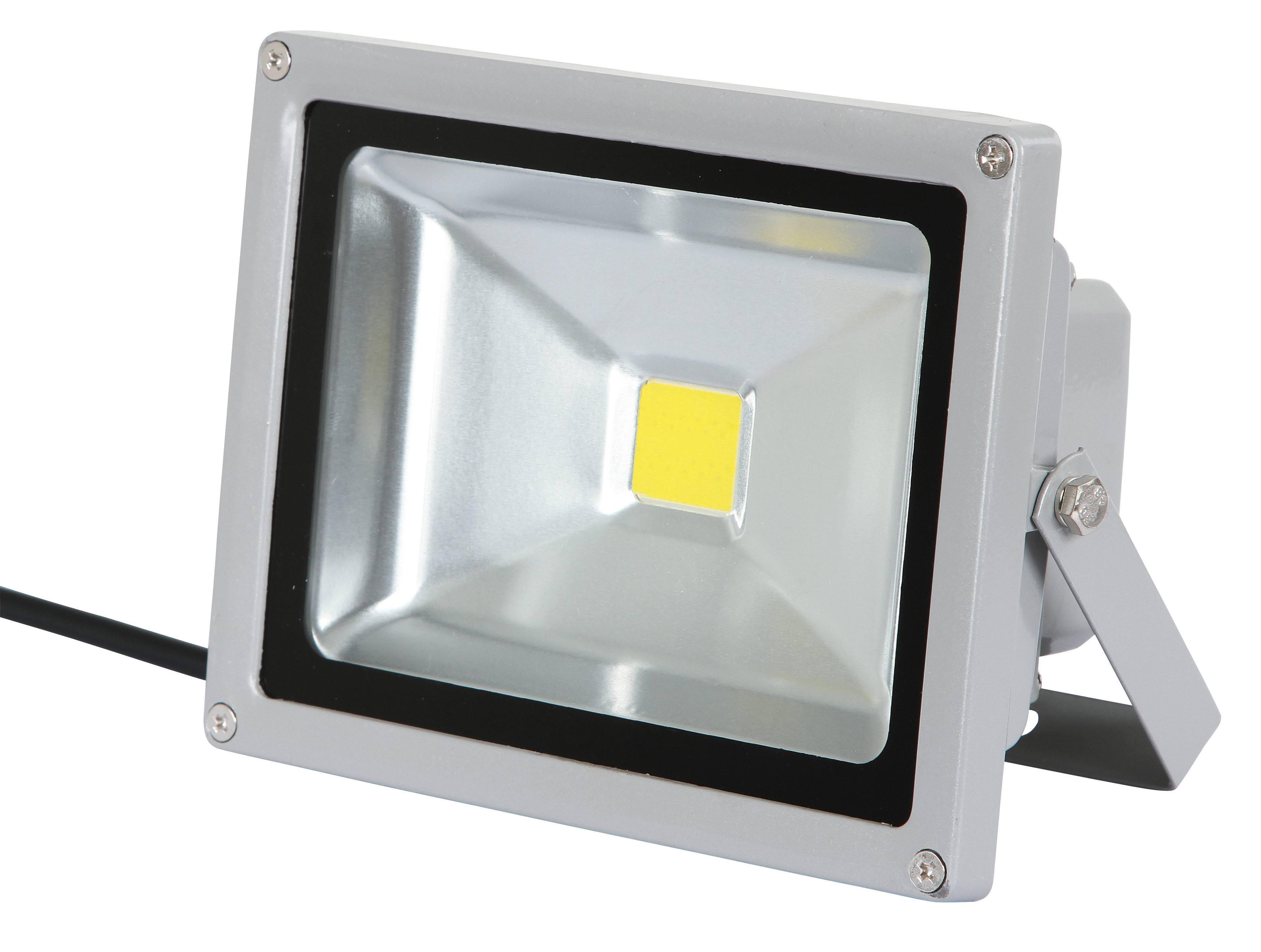 Strahler mit LED Chip für Stall, Carport, Scheune und Überdachung