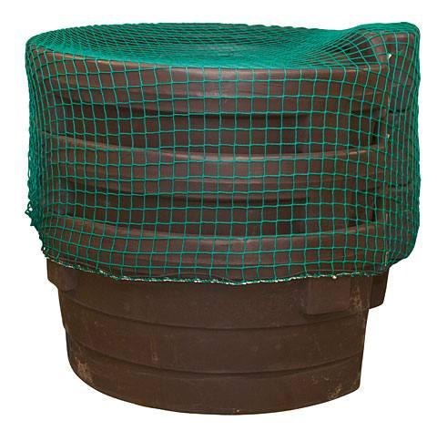 sicherungsnetz f r anh nger pkw lkw container 4 x 2 5 m. Black Bedroom Furniture Sets. Home Design Ideas