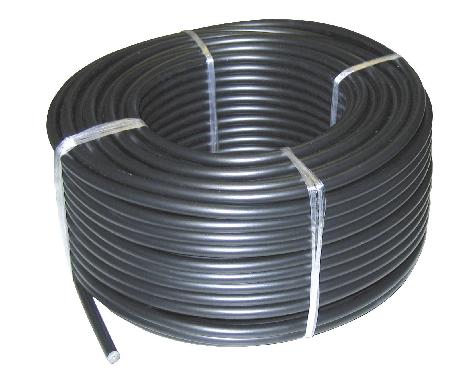 Erdkabel 50 m, mit verzinktem Kupferleiter - Untergrundkabel