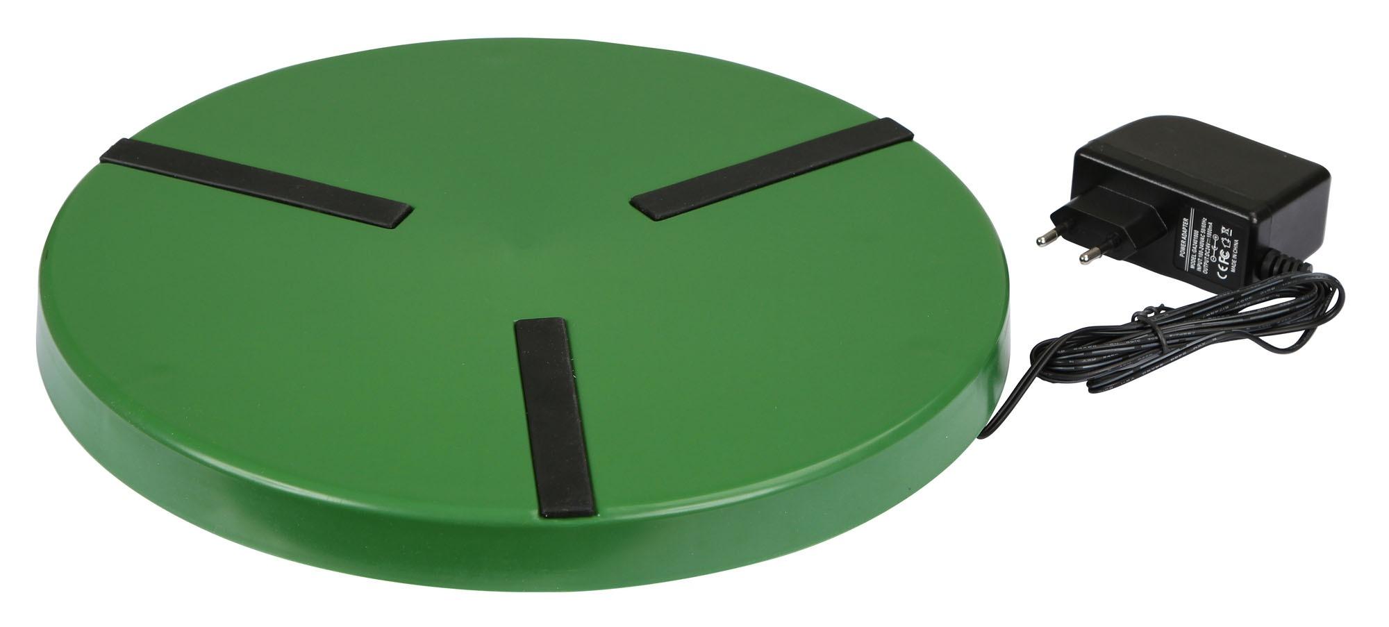 Heizplatte für Geflügeltränke bis 300mm 24 Volt, 22 Watt - Wärmeplatte