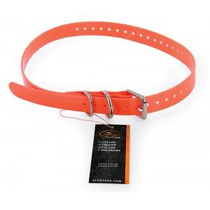 Halsband 1,9cm orange SAC30-13319