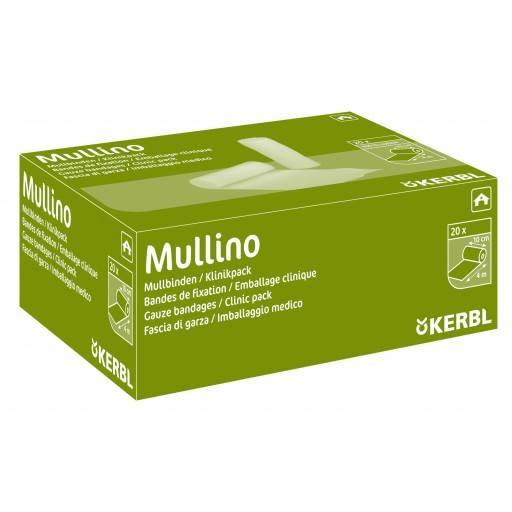 Mullbinde Mullino 10 cm, 4 m