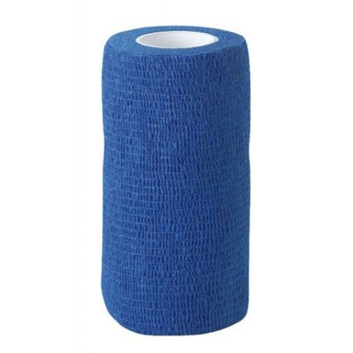 Bandagen blau