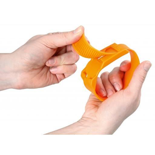 Fesselbänder Kerbl EuroFarm, orange