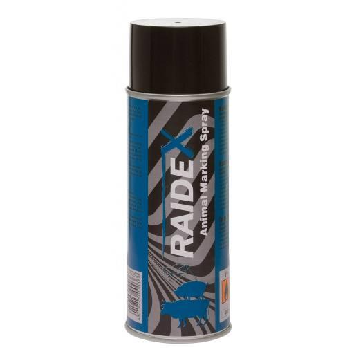 Viehzeichenspray Raidex blau Inhalt 400 ml