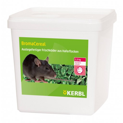 Rattenköder Broma Cereal  2500 g