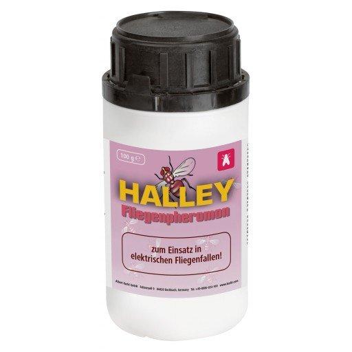 Fliegenlockstoff Halley, 100 g für elektrische Fliegenvernichter