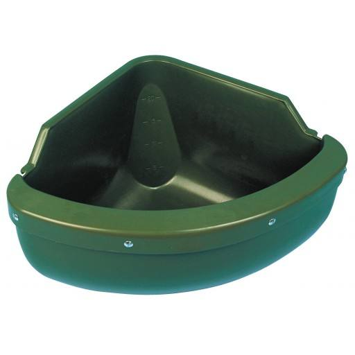 Ersatzbeißkante für Pferdefuttertrog 31 L (nur die Beißkante)