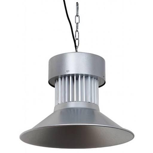 LED Hallenstrahler 50 W = 4500 Lumen, entsprechen ca. 250 W Halogen