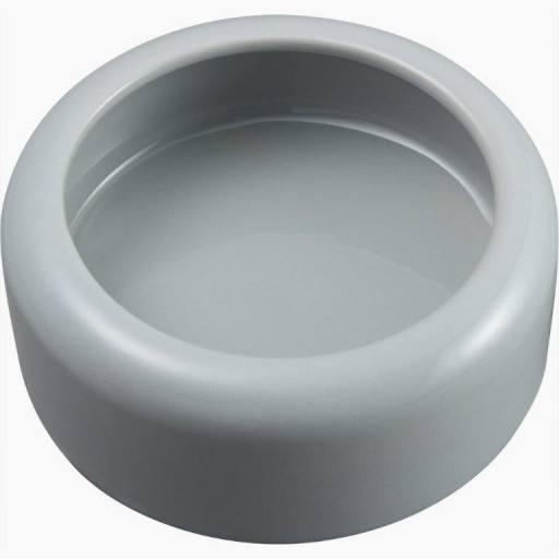 Tontrog 1000 ml - Futter-Napf für Nagetiere, ca. 18 cm Durchmesser und 6,5 cm hoch