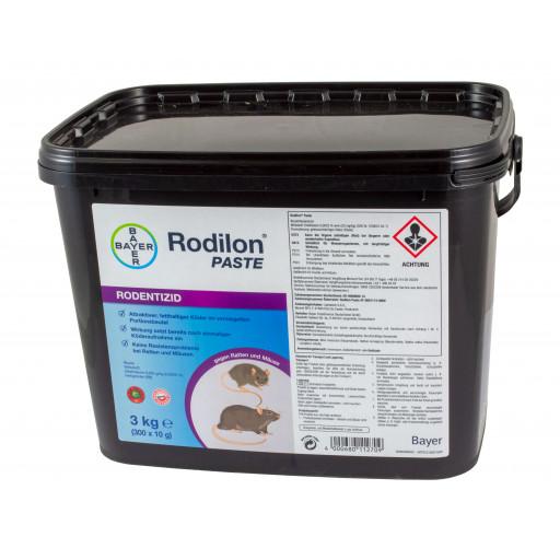 Bayer Rodilon Paste 3 kg Vorderseite