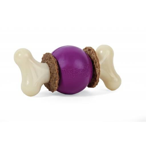 Busy Buddy Bouncy Bone™ klein - BB-BCY-BN-S-28