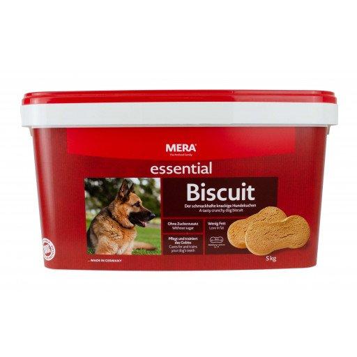 Meradog Biscuits 5 kg - Hundekuchen ohne Zuckerzusatz