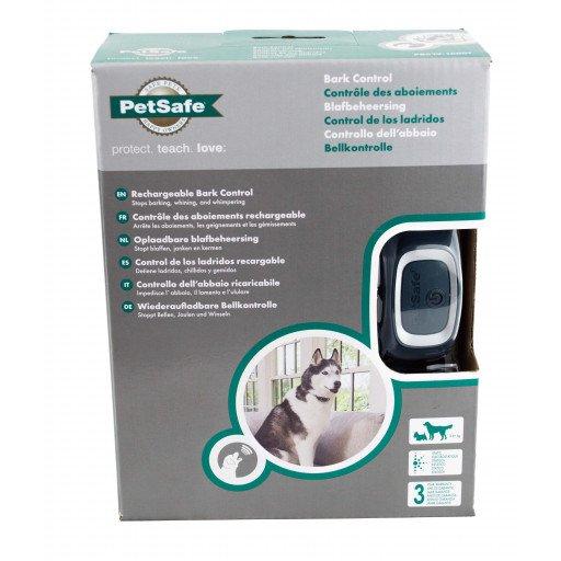 Petsafe wiederaufladbare Bellkontrolle für große Hunde PBC19-16001