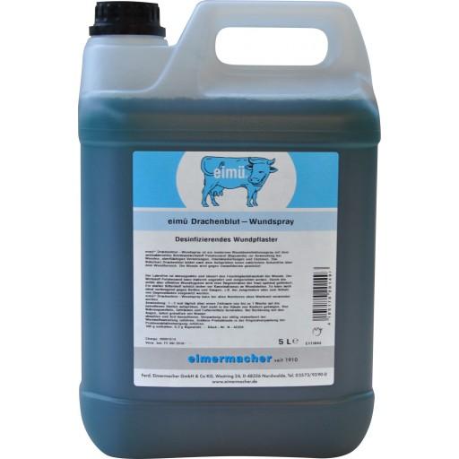 eimü® Drachenblut Wundspray - 5000 ml