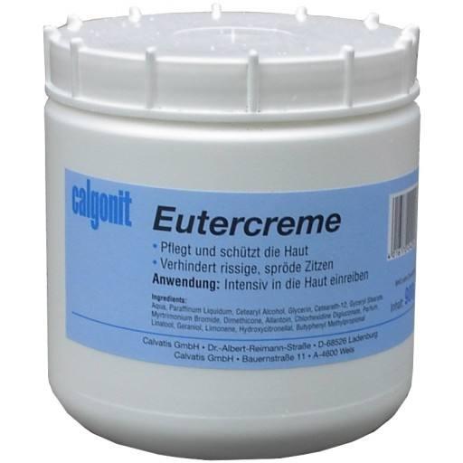 Calgonit Eutercreme 900 ml - Bewährtes Melkfett & Hautschutz