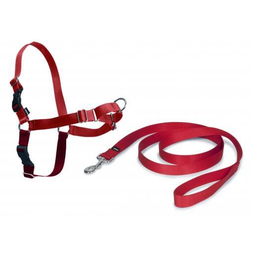 Easy Walk™- Geschirr 66 cm - 91 cm rot