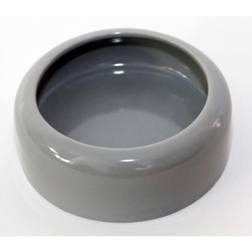Tontrog 500 ml - Wassernapf / Futternapf für Kaninchen, Hamster, Kleinnager, Hunde, Katzen etc