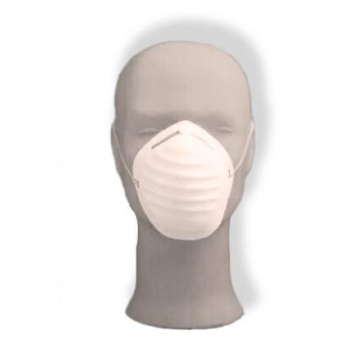 Grob-/ -Staubmaske - 50 Stück /  Packung