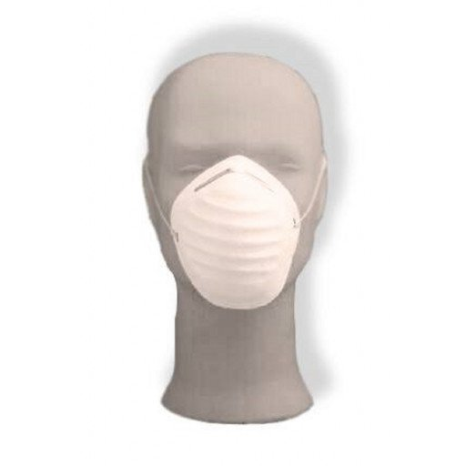 Grobstaubmaske - 50 Stück /  Packung