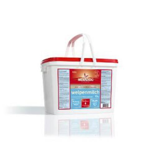 Meradog Welpenmilch 10 kg - Der beste Ersatz der Muttermilch