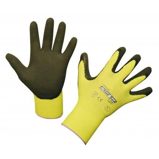 Qualitäts Handschuh Activ Grip Lite, Größe 7 - 11