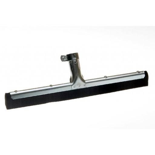 Wasserschieber 35 cm, Metall, Schwammgummi