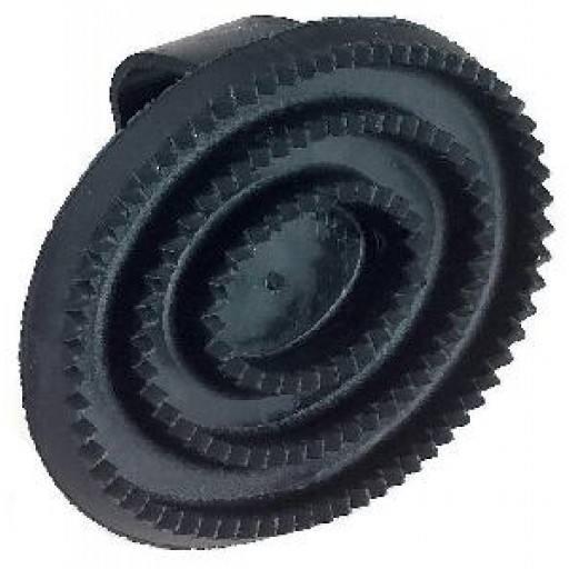 Gummistriegel aus Hartgummi