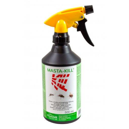 Fliegengift MASTA-KILL 500 ml mit Sprühkopf