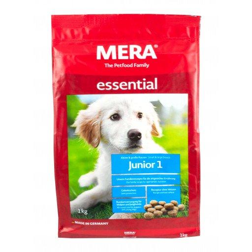 Meradog Junior 1 - für kleine und mittlere Rassen - 1 kg