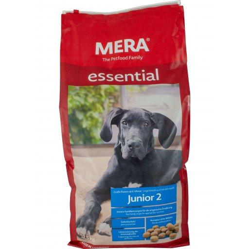 Hundefutter Mera Essential Junior 2