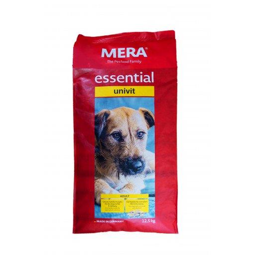 Meradog Univit Essential - 12,5 kg Premium Hundefutter