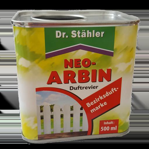 Neo-Arbin 500 ml Duftzaun zur Gebietsabgrenzung Wildverbiss Wildabwehr Wildschäden