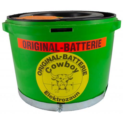 Weidezaun Batterie Cowboy B6 10,5 Volt