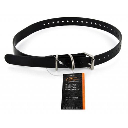Halsband 1,9cm schwarz - SAC30-13320