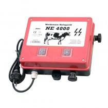 Weidezaun Netzgerät EIDER NE 4000 -  für normale Zaunanlagen und mittleren Bewuchs