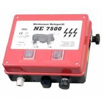 Weidezaun Hütegerät NE 7500 Eider mit optischen Kontrollleuchten (Netzkontrolle, Zaunhauptkontrolle)