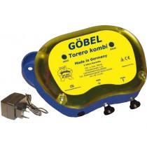 orero Kombi, Batteriegerät, ohne Batterie, für 12 Volt und 230 Volt in einem Gerät