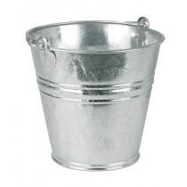 Wassereimer 14 Liter verzinkt