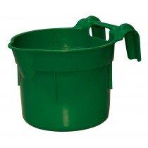 Kerbl HangOn Futtertrog und Wassertrog - 8 Liter - Trog für Futter und Wasser