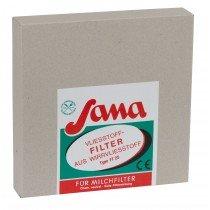 SANA Filterscheiben Kannenvliesfilter 220 mm