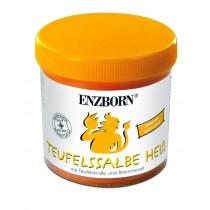 ENZBORN® Teufelssalbe heiß - 200 ml mit Teufelskralle intensiv wärmendes Pflegegel