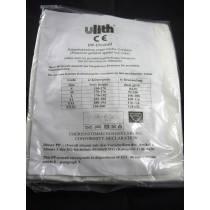 Schutzoverall Einweganzug XL für leichte Gefahren