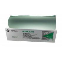 Kükenpapier HORKA -  200 m Rolle in grün - Mit rauer Oberfläche und hochabsorbierenden Eigenschaften!